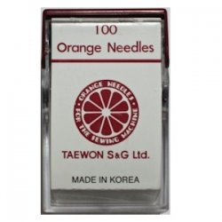 Игла Orange Needles UYx128GAS SUK №100/16B